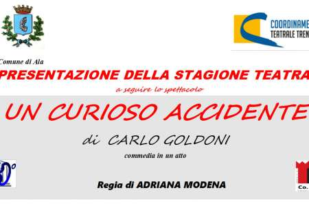 """Un curioso accidente"" di Goldoni"